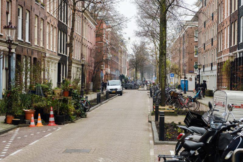 Albert Cuypgarage (Amsterdam - De Pijp)